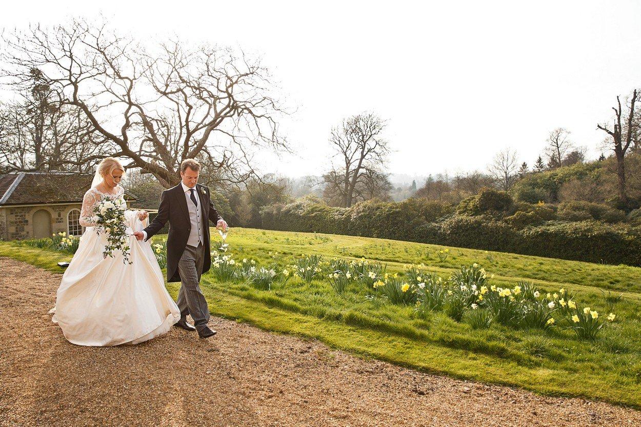 Cowdray House Wedding Joanne & Ian 95
