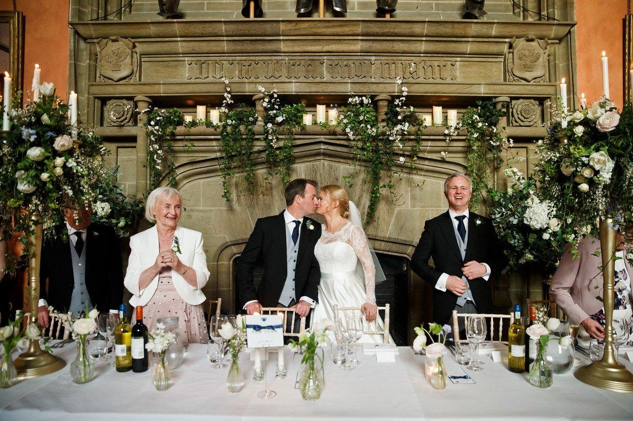 Cowdray House Wedding Joanne & Ian 107