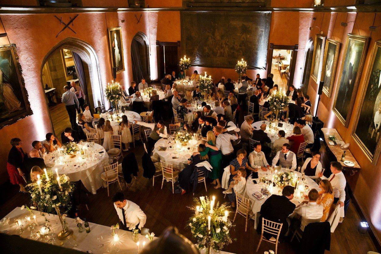 Cowdray House Wedding Joanne & Ian 112